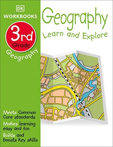 DK Workbooks: Geography, Third Grade: DK