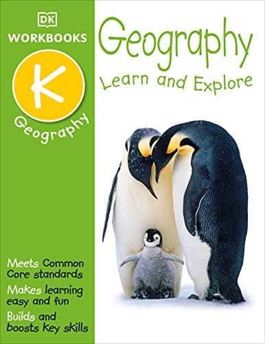 9781465428509: DK Workbooks: Geography, Kindergarten