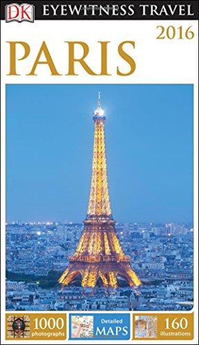 9781465428806: DK Eyewitness Travel Guide: Paris