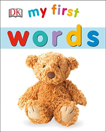 9781465428998: My First Words (My First Board Books)