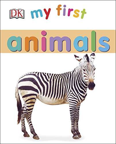 9781465429018: My First Animals (My First Board Books)