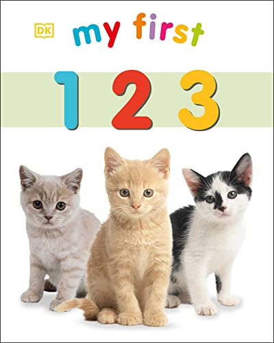 9781465429032: My First 123 (My First Books)