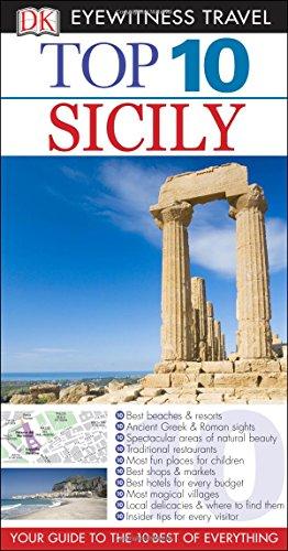 9781465429247: Top 10 Sicily (Eyewitness Top 10 Travel Guide)