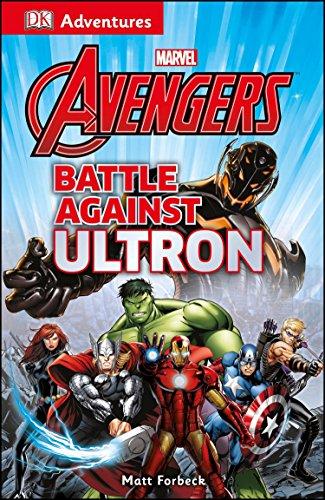 9781465429261: DK Adventures: Marvel the Avengers: Battle Against Ultron