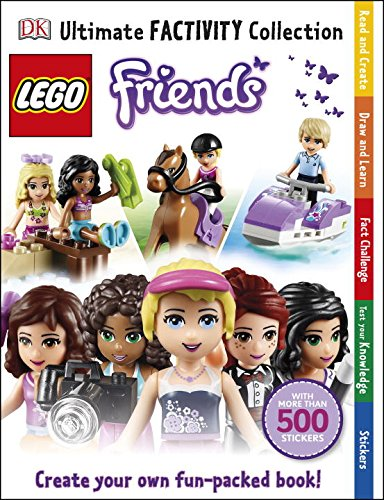 9781465429278: Ultimate Factivity Collection: LEGO FRIENDS