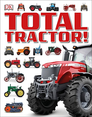 9781465429421: Total Tractor!