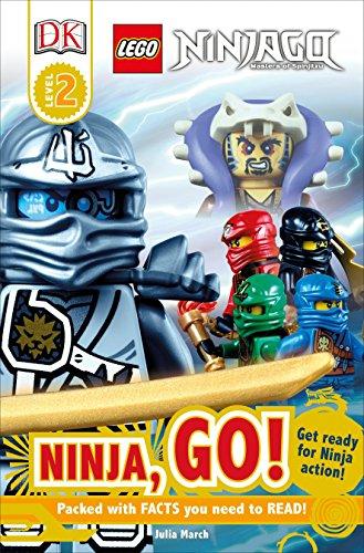 9781465429483: DK Readers L2: Lego Ninjago: Ninja, Go! (DK Readers: Level 2)