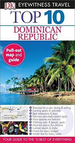 9781465429636: Top 10 Dominican Republic (Eyewitness Top 10 Travel Guide)