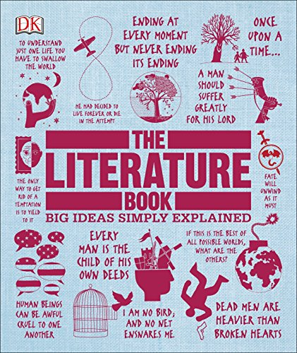 9781465429889: The Literature Book (Big Ideas Simply Explained)