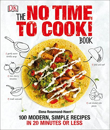 9781465429902: The No Time to Cook! Book