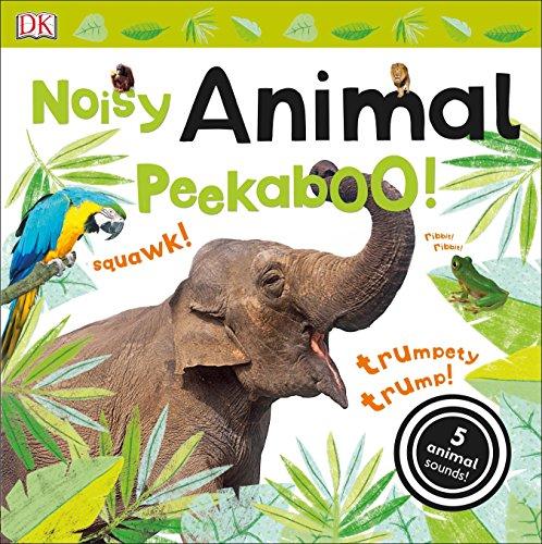 9781465431820: Noisy Animal Peekaboo!