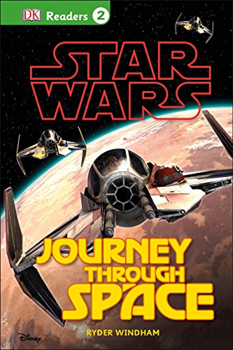 DK Readers L2: Star Wars: Journey Through Space: Windham, Ryder