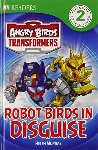 DK Readers L2: Angry Birds Transformers: Robot Birds in Disguise: Amos, Ruth