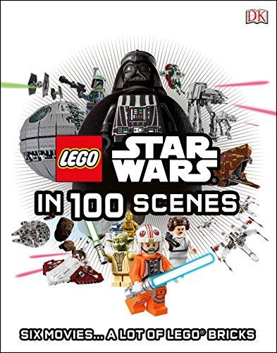 9781465434371: Lego Star Wars in 100 Scenes