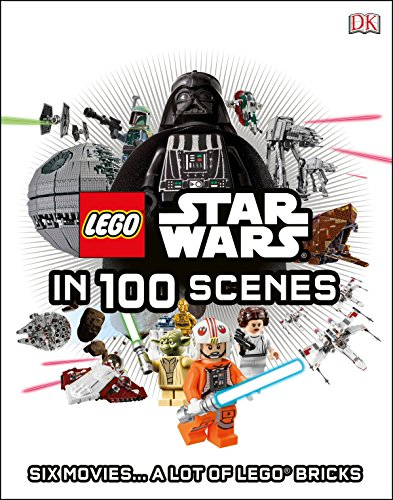 9781465434371: Lego Star Wars in 100 Scenes