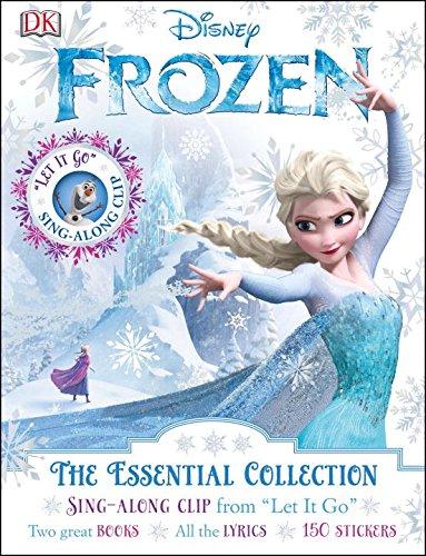 Disney Frozen: The Essential Collection: Bazaldua, Barbara; DK Publishing