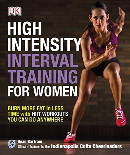 9781465435354: High-Intensity Interval Training for Women: Burn More Fat in Less Time with HIIT Workouts You Can Do Anywhere