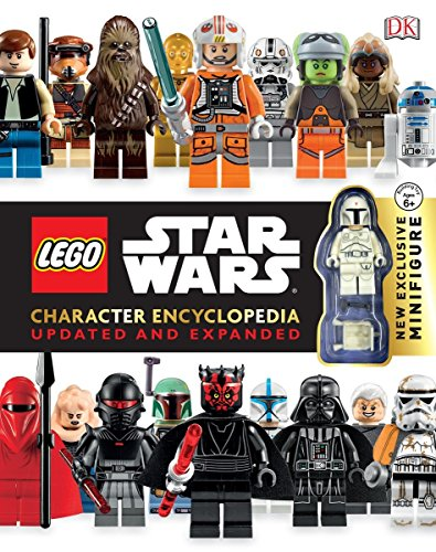 9781465435507: Lego Star Wars Character Encyclopedia