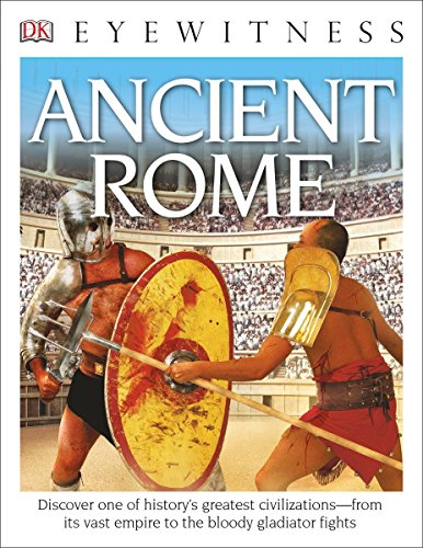 9781465435682: DK Eyewitness Books: Ancient Rome