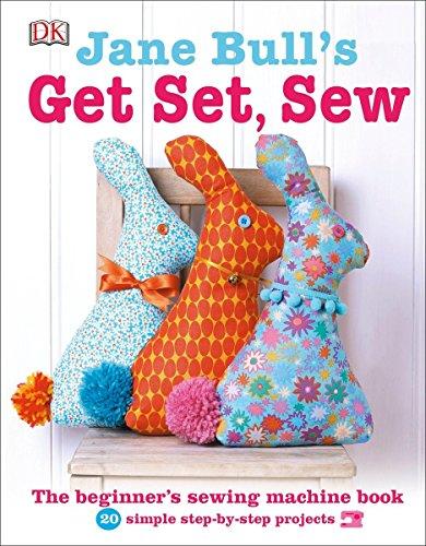 9781465435873: Jane Bull's Get Set, Sew