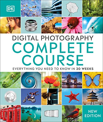 9781465436078: Digital Photography Complete Course