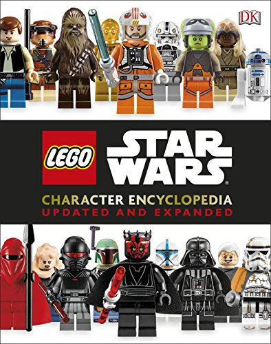 9781465436221: LEGO Star Wars Character Encyclopedia: Updated and Expanded (Library Edition)