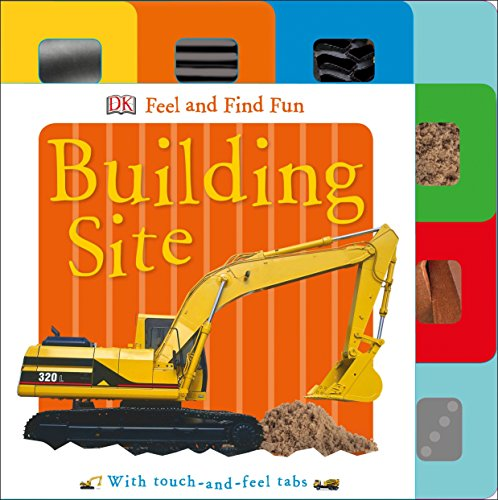 9781465436276: Feel and Find Fun: Building Site