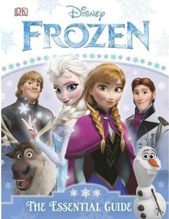 9781465436962: Frozen The Essential Guide