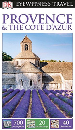9781465437648: DK Eyewitness Travel Guide: Provence & The Cote d'Azur
