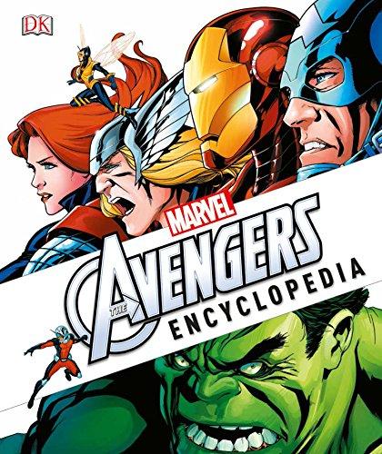 Marvel's the Avengers Encyclopedia (Hardcover): Matt Forbeck