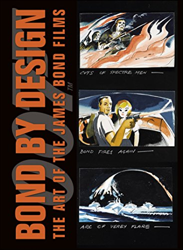 9781465437907: Bond by Design: The Art of the James Bond Films