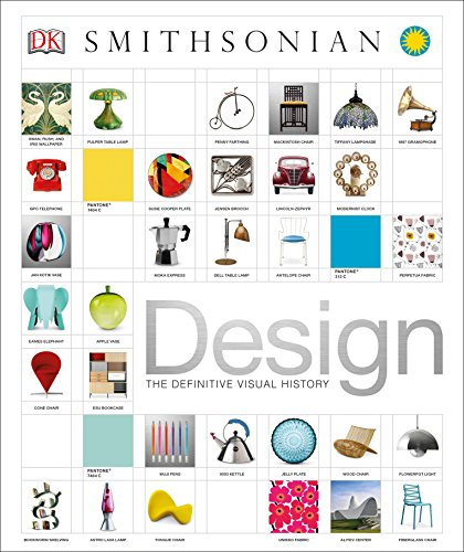 Design: The Definitive Visual History: DK Publishing