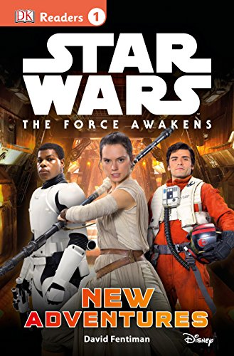 9781465438140: Star Wars: The Force Awakens: New Adventures (Dk Readers. Star Wars)