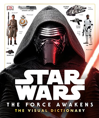 9781465438164: Star Wars: The Force Awakens The Visual Dictionary