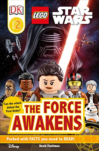 Lego Star Wars: The Force Awakens (DK Readers: Level 2): David Fentiman