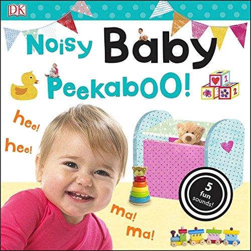 Noisy Baby Peekaboo!: Dk