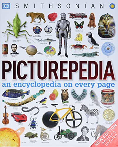 9781465438287: Picturepedia: An Encyclopedia on Every Page