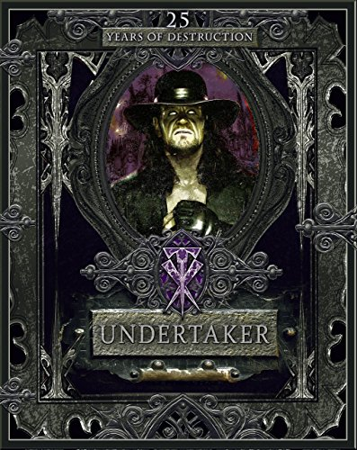 9781465439420: Undertaker: 25 Years of Destruction