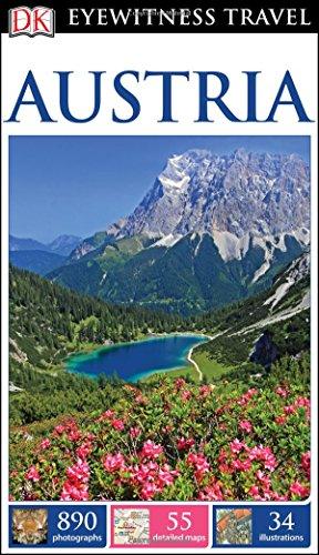 Austria (Dk Eyewitness Travel Guides Austria)