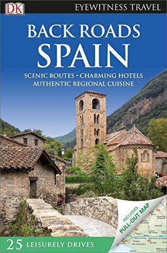 9781465440433: Back Roads Spain (DK Eyewitness Travel Back Roads)