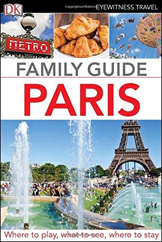 9781465440440: Family Guide Paris (DK Eyewitness Travel Family Guides)