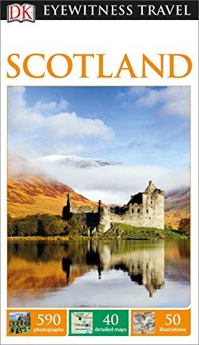 9781465440532: Scotland (Dk Eyewitness Travel Guide)