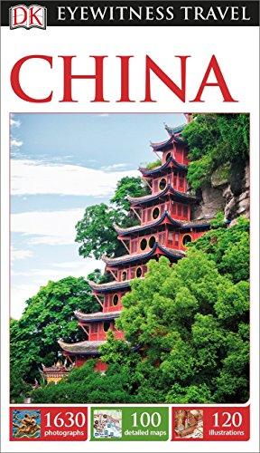 9781465440594: Dk Eyewitness China (Dk Eyewitness Travel Guide)