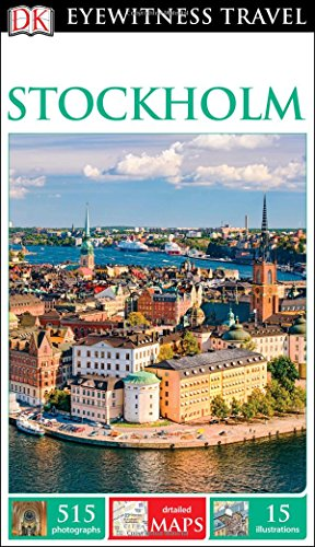 9781465440624: Stockholm (Dk Eyewitness Travel Guide)