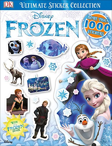 Disney Frozen (Ultimate Sticker Collections)