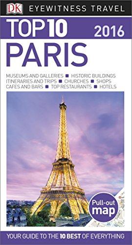 9781465440839: Dk Eyewitness Top 10 2016 Paris [Lingua Inglese]