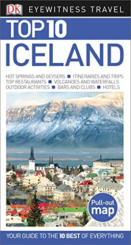 9781465440938: Top 10 Iceland (Eyewitness Top 10 Travel Guide)