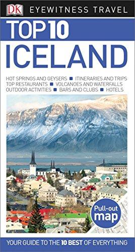9781465440938: Top 10 Iceland (Eyewitness Top 10 Travel Guide)