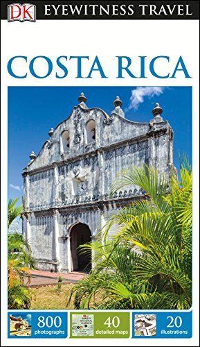 9781465441157: DK Eyewitness Travel Guide: Costa Rica