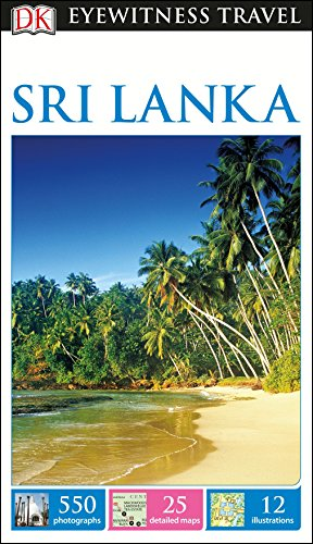 9781465441164: DK Eyewitness Travel Guide: Sri Lanka
